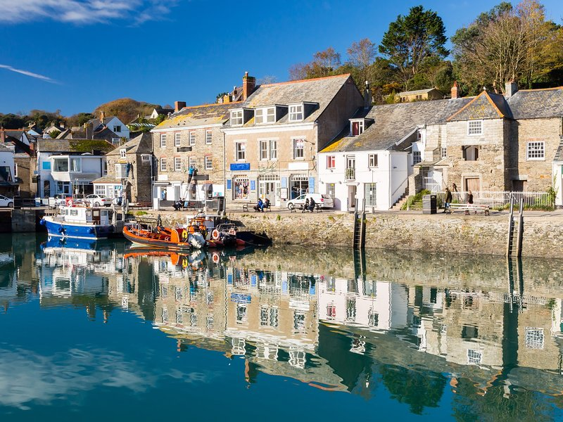 Padstow is just a short drive away