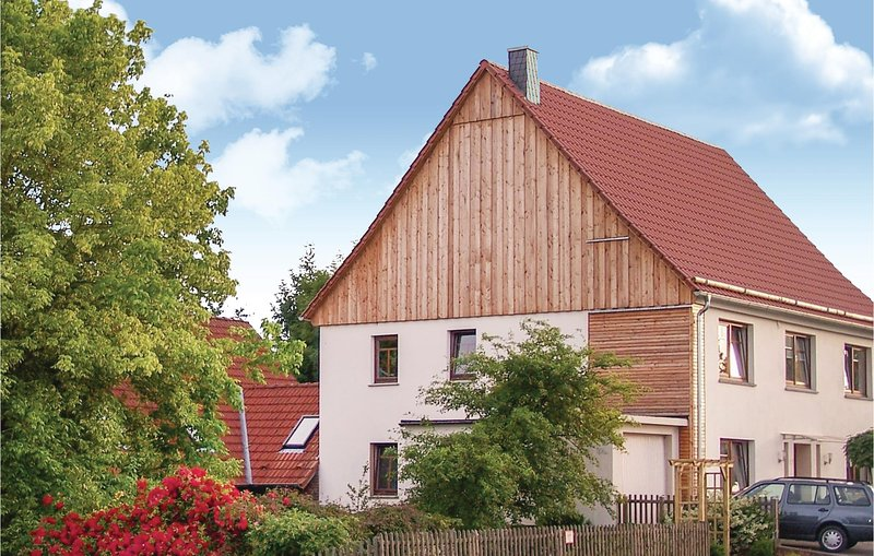 Awesome home in Schieder-Schwalenberg with WiFi and 1 Bedrooms (DWE101), alquiler vacacional en Detmold