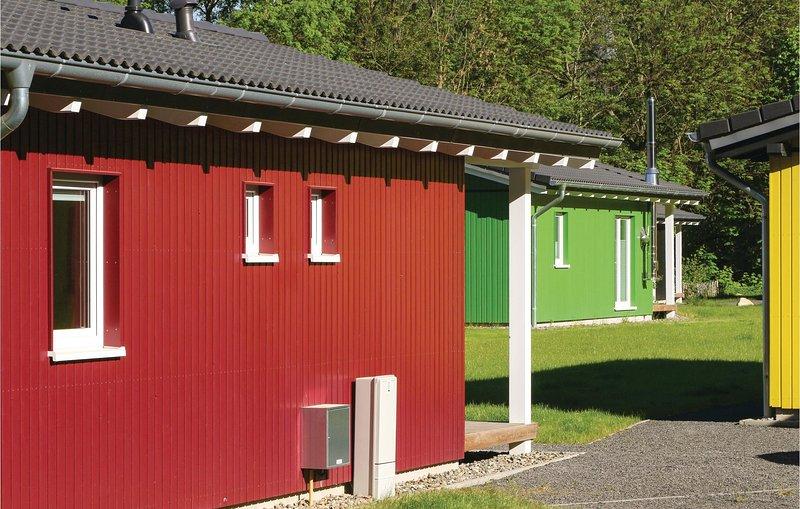 Ferienhausdorf Thale (DAN341), holiday rental in Altenbrak