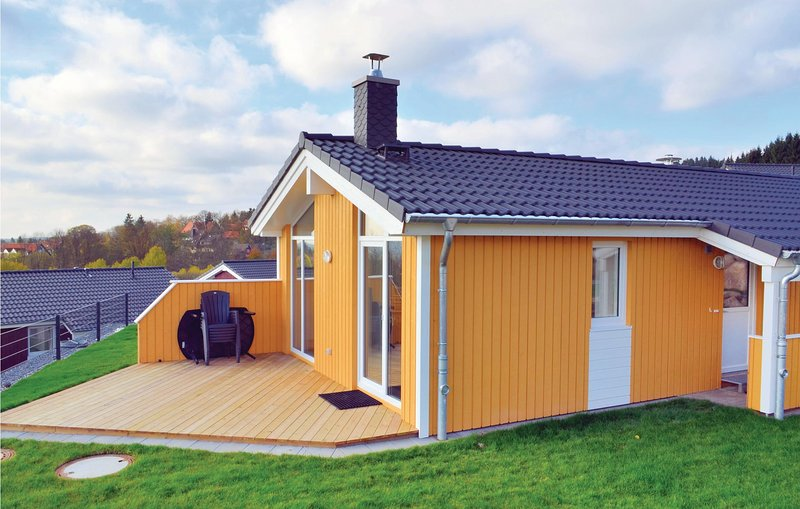 Beautiful home in St. Andreasberg with Sauna and 2 Bedrooms (DAN907), vacation rental in Sankt Andreasberg
