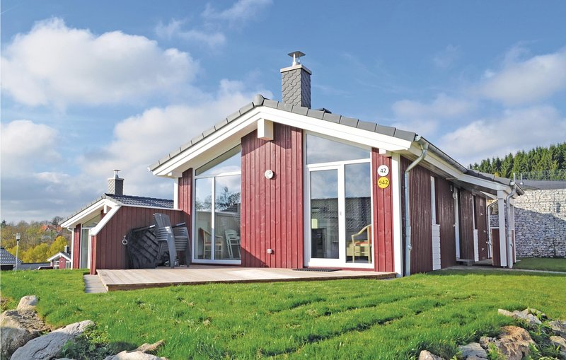 Stunning home in St. Andreasberg with Sauna and 2 Bedrooms (DAN942), vacation rental in Sankt Andreasberg