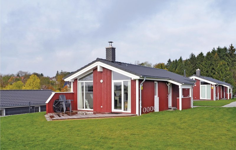 Stunning home in St. Andreasberg with Sauna and 2 Bedrooms (DAN923), vacation rental in Sankt Andreasberg