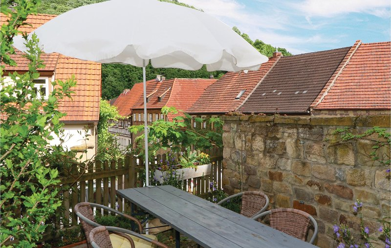 Nice home in Zeil am Main with 3 Bedrooms (DBA107), holiday rental in Sulzfeld