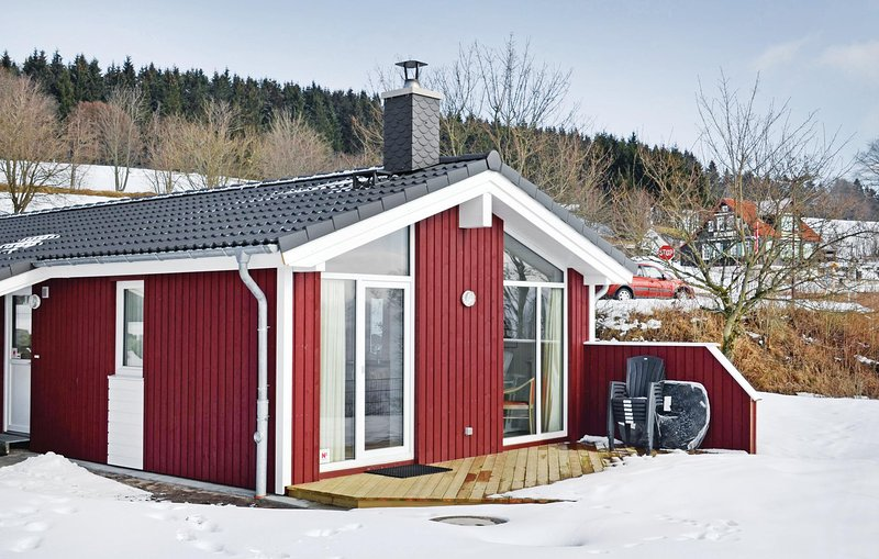 Beautiful home in St. Andreasberg with Sauna and 2 Bedrooms (DAN954), holiday rental in Schierke