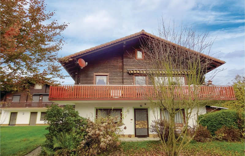 Stunning home in Arrach with WiFi and 2 Bedrooms (DBA223), Ferienwohnung in Hohenwarth