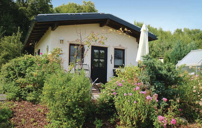 Stunning home in Thierstein with WiFi and 1 Bedrooms (DBA931), holiday rental in Skalna