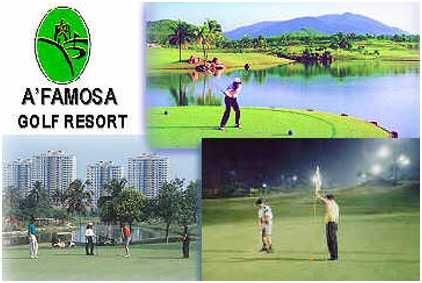 A Famosa Resort D'Savoy 3 Room Condominium, vakantiewoning in Melaka Staat