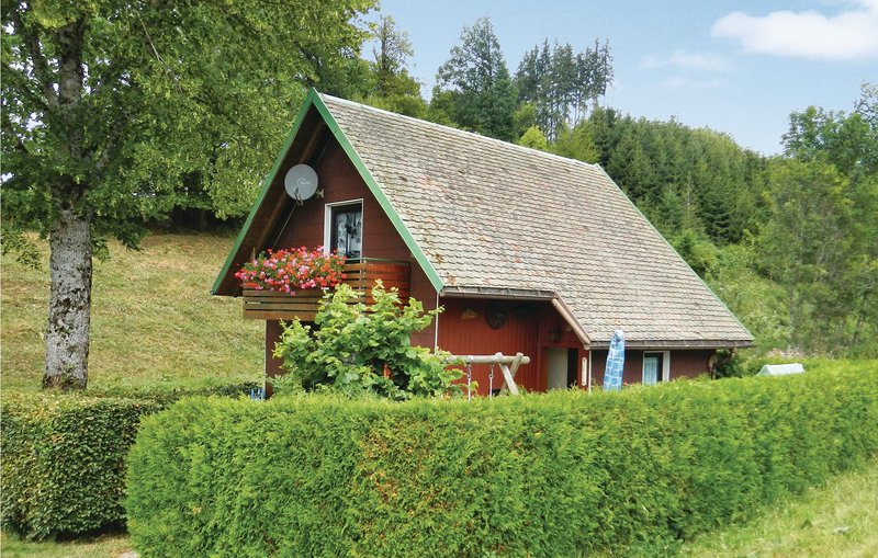 Stunning home in St. Märgen with 2 Bedrooms (DBW002), aluguéis de temporada em Kirchzarten