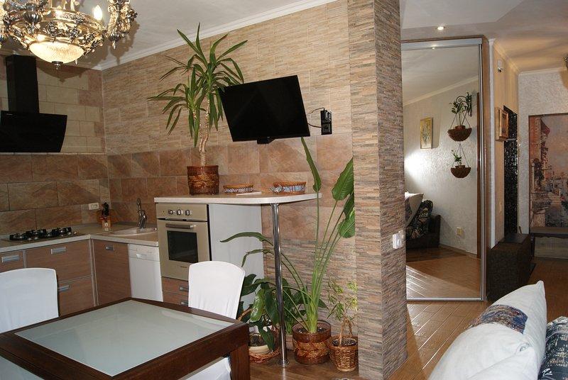 Апартаменты Оливия на Радищева, location de vacances à Kursk Oblast