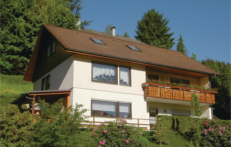 Amazing home in Bad Peterstal-Griesb. with WiFi and 2 Bedrooms (DBW109), holiday rental in Oberharmersbach
