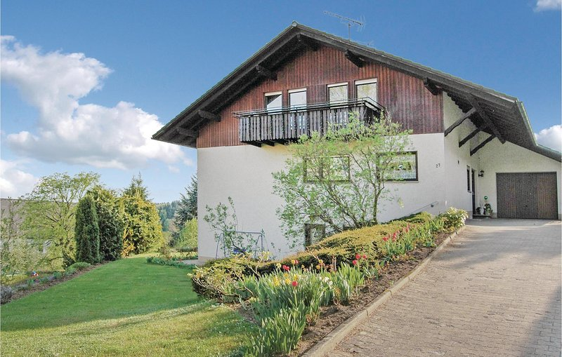 Beautiful home in Rickenbach with 1 Bedrooms (DBW917), holiday rental in Herrischried