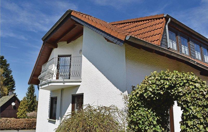 Beautiful home in Blankenheim-Dollendorf with WiFi and 2 Bedrooms (DEI086), aluguéis de temporada em Lissendorf