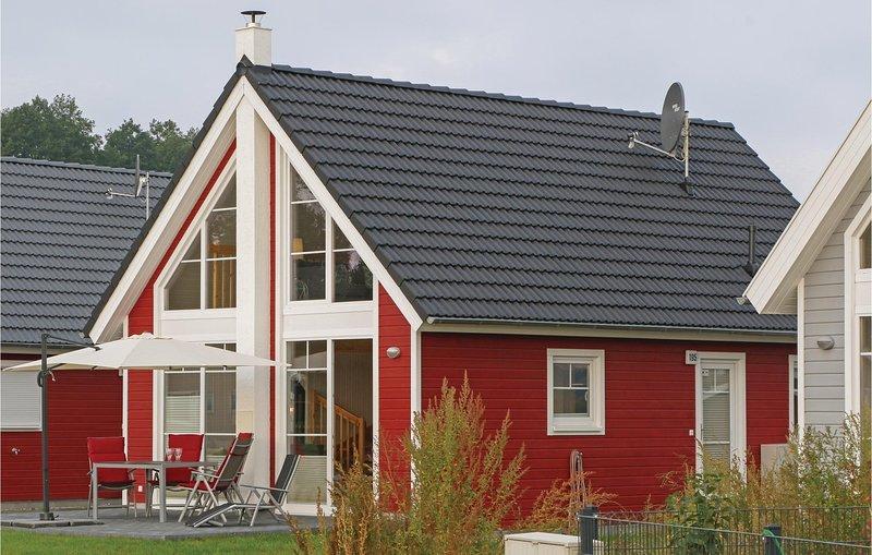 Nice home in Zerpenschleuse with 2 Bedrooms (DBB416), casa vacanza a Wandlitz
