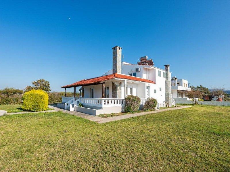 Kalavarda Villa, casa vacanza a Kamiros Scala