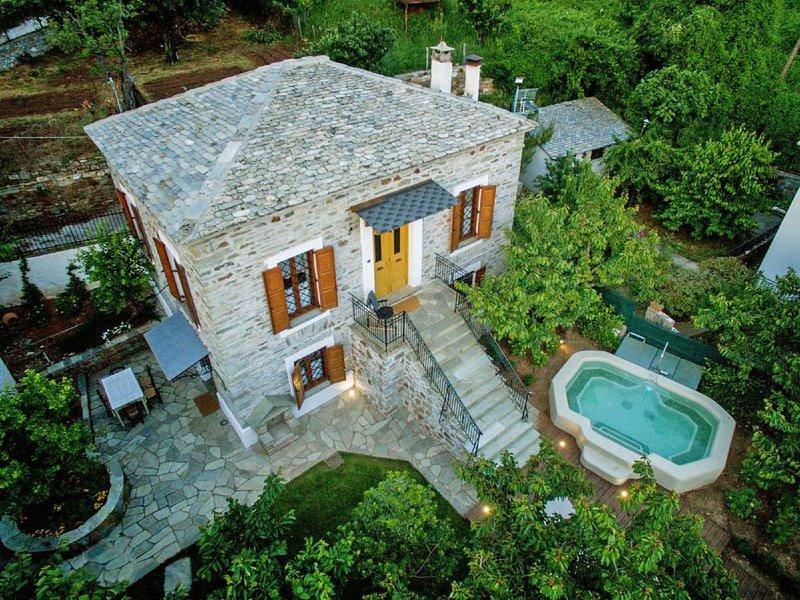 Ai-Giorgis, casa vacanza a Agios Georgios Nilias
