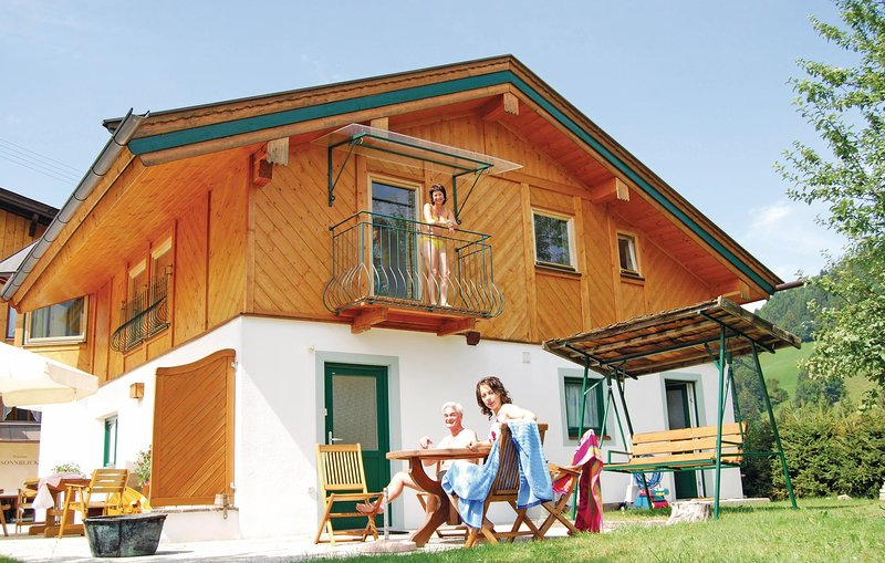 Relax with your own swimming pool Chalet in Westendorf