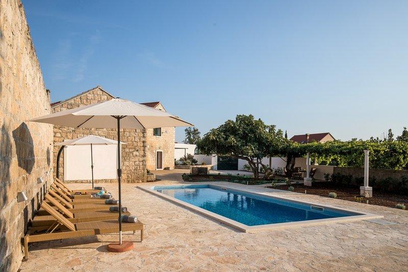 Villa Laurus, holiday rental in Mocici