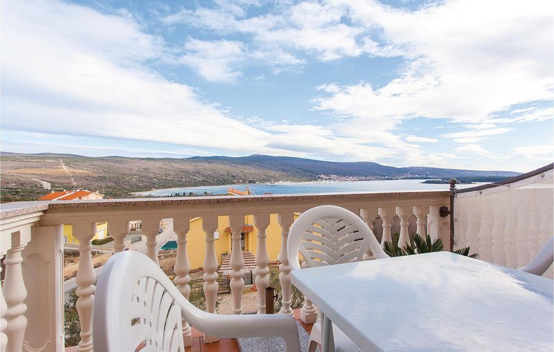 Amazing home in Kornic with WiFi and 2 Bedrooms (CKK733), holiday rental in Kornic
