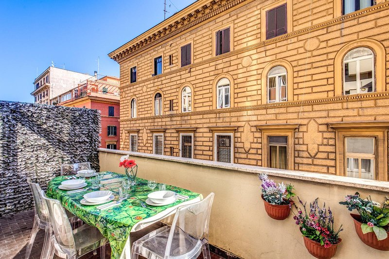 Slate 9 - 1 bedroom Colosseum area Chalet in Rome