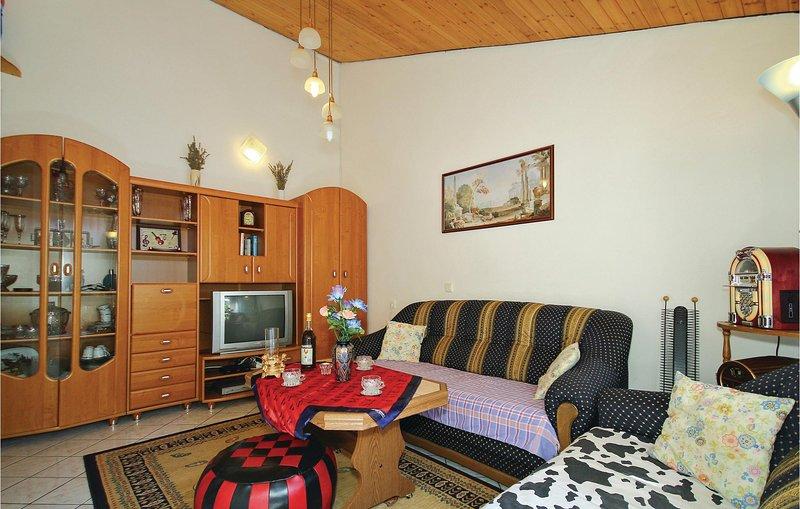 Amazing home in Cervar Porat with 1 Bedrooms (CIE555), location de vacances à Cervar Porat