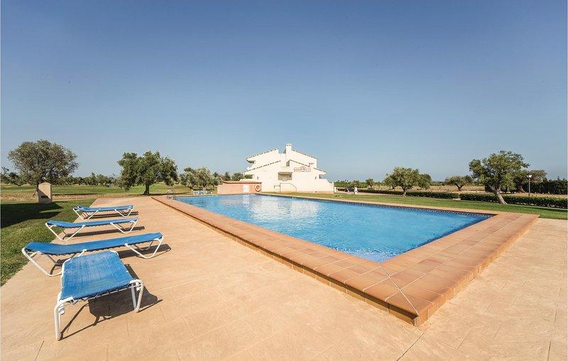 Amazing home in San Jordi with 2 Bedrooms (EBA006), holiday rental in La Senia