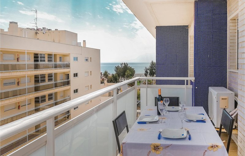 Nice home in Moncófar with 2 Bedrooms (EBA034), holiday rental in Eslida