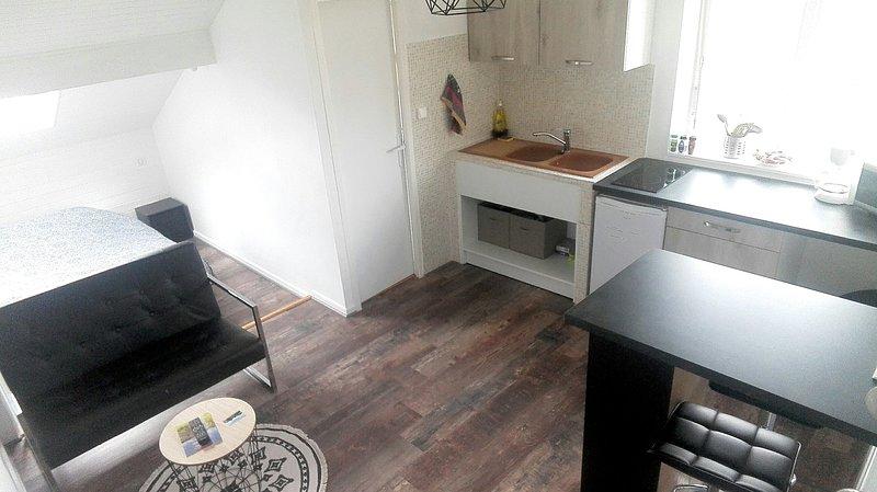Le Studio du brochy, holiday rental in Nantua