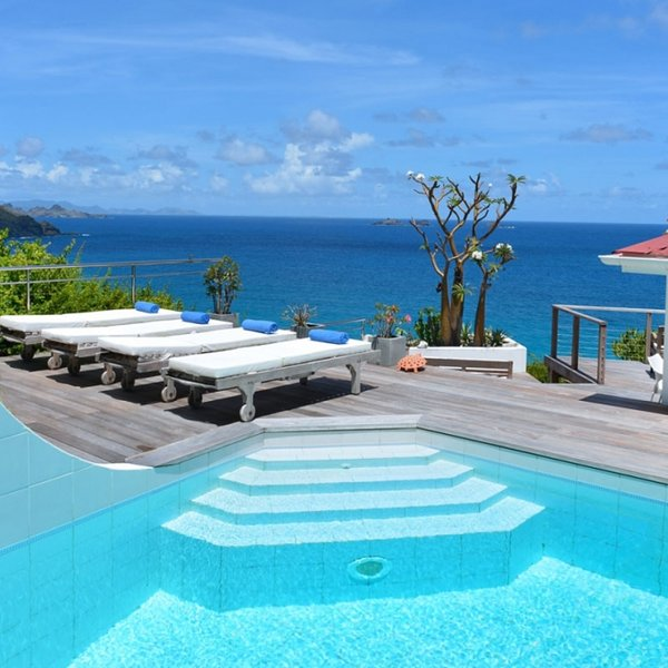 Villa Aventura | Ocean View - Located in Fabulous Flamands with Private Pool, location de vacances à Anse des Flamands