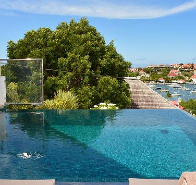 Villa Wastra | Ocean View - Located in Exquisite Gustavia with Private Pool, aluguéis de temporada em Gustavia