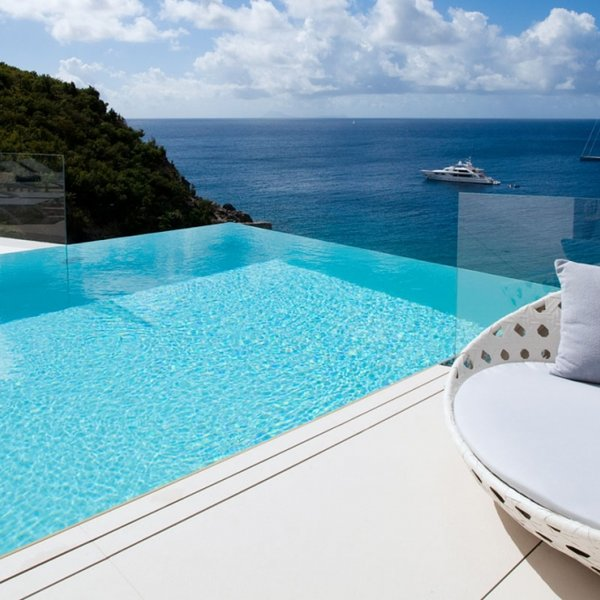 Villa Vitti | Ocean View - Located in Exquisite Shell Beach with Private Pool, vacation rental in Gustavia