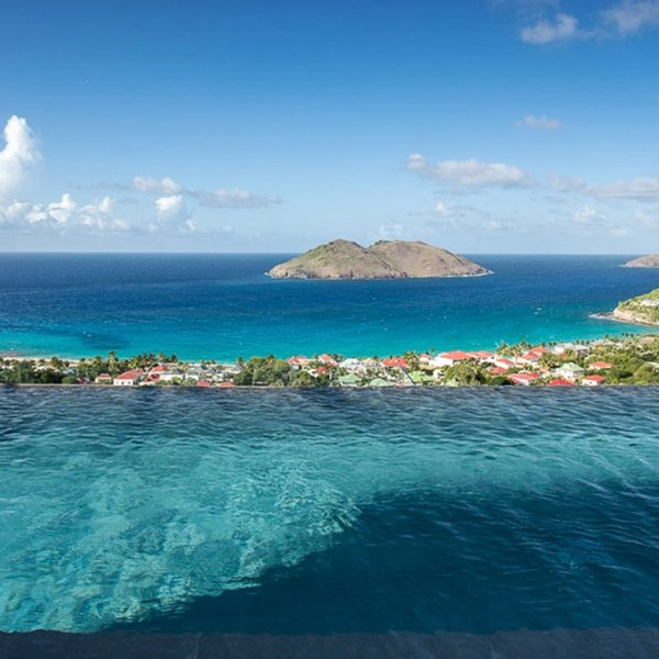 Villa My Way | Ocean View - Located in Exquisite Colombier with Private Pool, location de vacances à Anse des Flamands