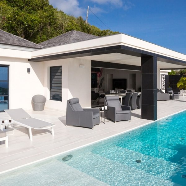 Villa Rose Dog | Ocean View - Located in Wonderful Deve with Private Pool, holiday rental in Marigot