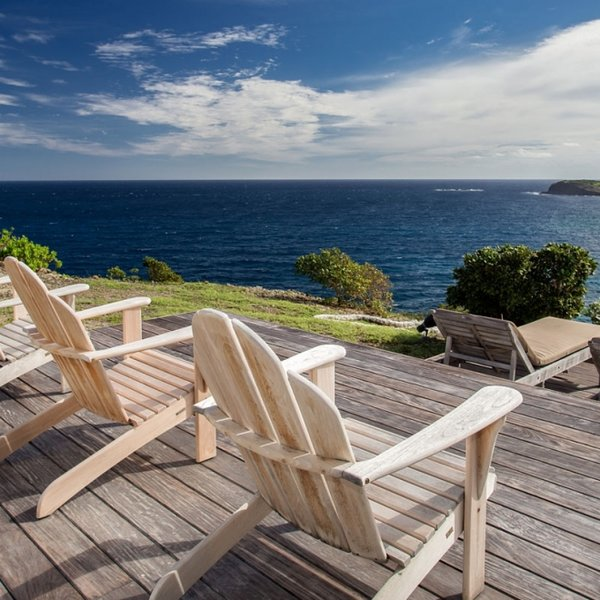 Villa Caramba   Ocean Front - Located in Fabulous Pointe Milou with Private Po, vacation rental in Pointe Milou