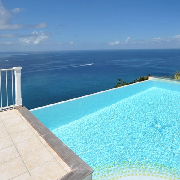 Villa Manon | Ocean Front - Located in Wonderful Colombier with Private Pool, holiday rental in Anse des Flamands