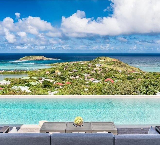 Villa Iris | Ocean View - Located in Wonderful Grand Cul de Sac with Private Po, Ferienwohnung in Grand Cul-de-Sac