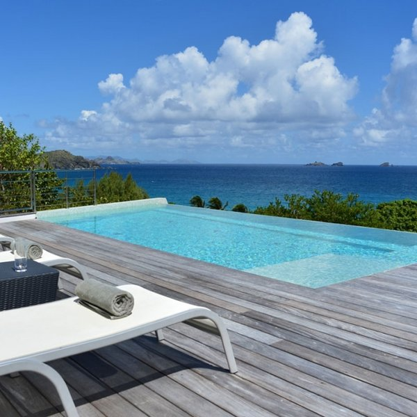 Villa Matajagui | Beach View - Located in Beautiful Flamands with Private Pool, holiday rental in Anse des Flamands
