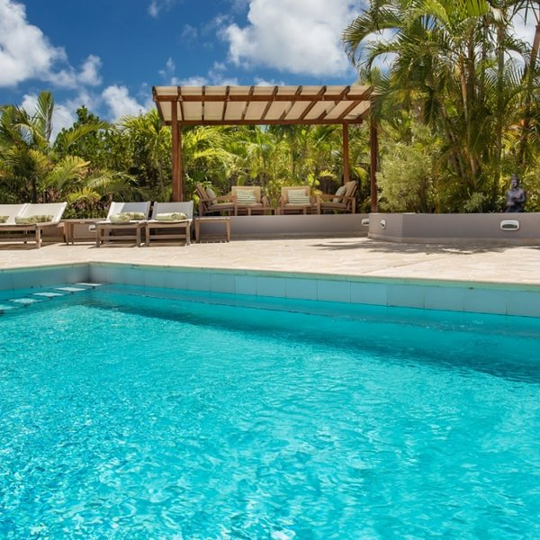 Villa SAS   Ocean View - Located in Stunning Saint Jean with Private Pool, vacation rental in St. Jean