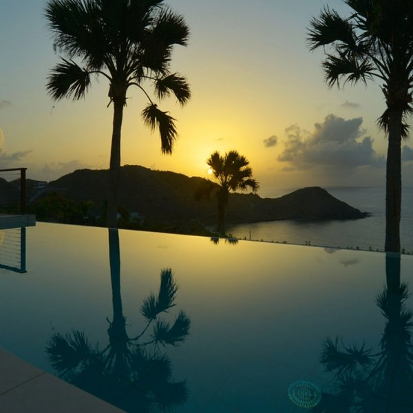 Villa Enzuma | Ocean View - Located in Stunning Toiny with Private Pool, holiday rental in Toiny
