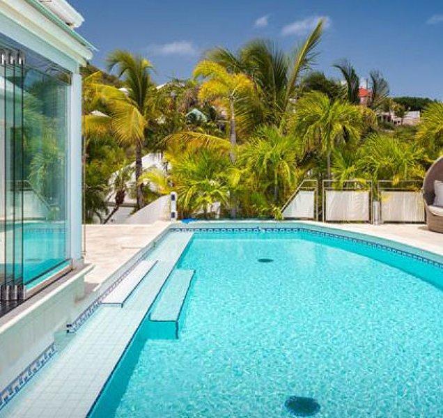 Villa La Rose Des Vents | Beach View - Located in Wonderful Grand Cul de Sac w, Ferienwohnung in Grand Cul-de-Sac