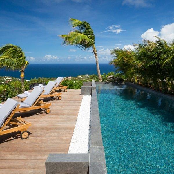 Villa Clmentine | Ocean View - Located in Wonderful Vitet with Private Pool, alquiler de vacaciones en Anse de Lorient