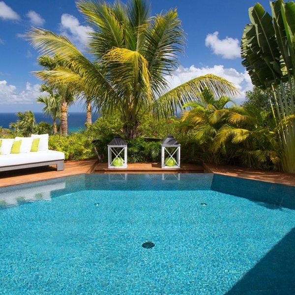 Villa Carmen | Ocean View - Located in Fabulous Vitet with Private Pool, Ferienwohnung in Grand Cul-de-Sac