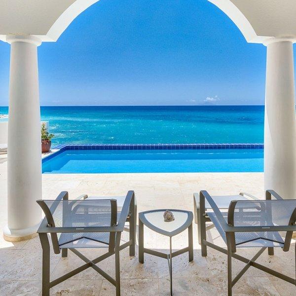 Villa Etoile De Mer | Ocean View - Located in Exquisite Cupecoy with Private P, holiday rental in Sint Maarten