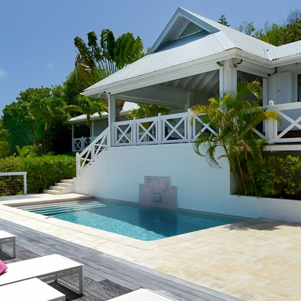 Villa Abby   Ocean View - Located in Wonderful Vitet with Private Pool, holiday rental in Toiny