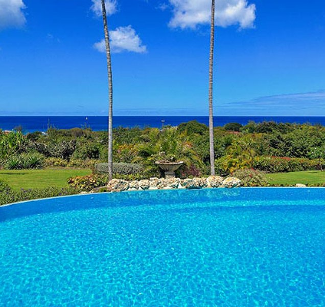 Villa Point Of View   Ocean View - Located in Beautiful Sandy Lane with Privat, vacation rental in Holder's Hill
