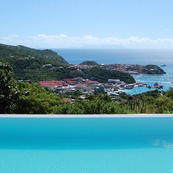 Villa Cactus | Ocean View - Located in Tropical Colombier with Private Pool, alquiler de vacaciones en Anse des Cayes