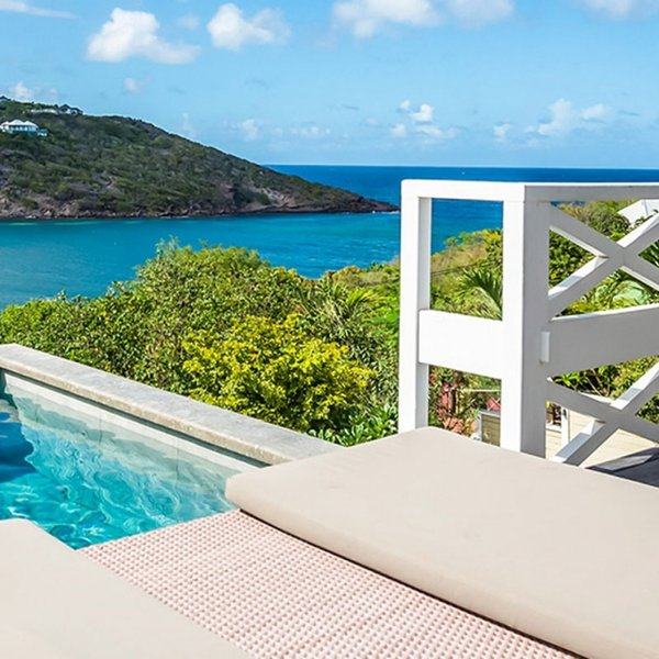 Villa Marigot Bay | Ocean View - Located in Beautiful Marigot with Private Poo, Ferienwohnung in Marigot