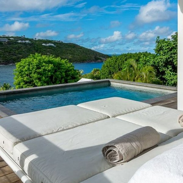 Villa Teora | Ocean View - Located in Magnificent Marigot with Private Pool, vakantiewoning in Marigot