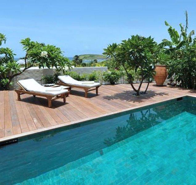 Villa La Belle Epoque | Ocean View - Located in Wonderful Grand Cul de Sac with, Ferienwohnung in Marigot