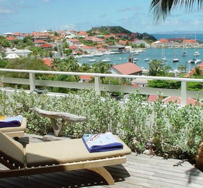 Villa Colony Club D3 - La Pulga | Ocean View - Located in Stunning Gustavia wi Chalet in Gustavia