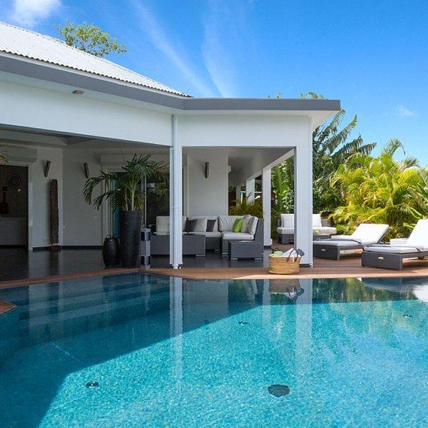 Villa Carmen | Ocean View - Located in Exquisite Vitet with Private Pool, Ferienwohnung in Grand Cul-de-Sac